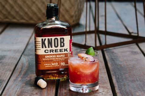 Knob Creek Drinks by Chef Michael Symon S Knob Creek Smoke Char Craveonline