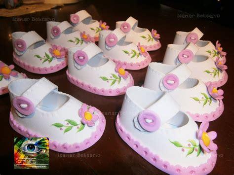 Recuerdo Para Baby Shower by Zapaticos Bebes Foami Bautizo Recuerdos Baby Shower Bs