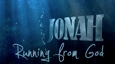 when jonah ran books the costly decision to run from god sabang church of