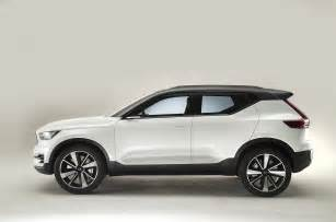 Xc40 Volvo Volvo Xc40 Examined In Detail Ahead Of Geneva Debut Autocar