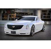 Cadillac Elmiraj Concept In White Is Simply Stunning  GM