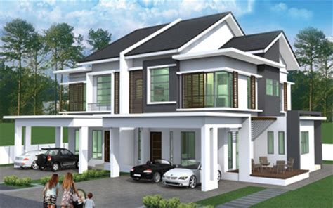 two storey semi detached house plans curtin water 2012 double storey semi detached house quot myron quot type b