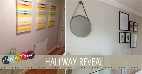 Bedroom Wall Paint Ideas home tour hallway reveal family home amp lifestyle blog
