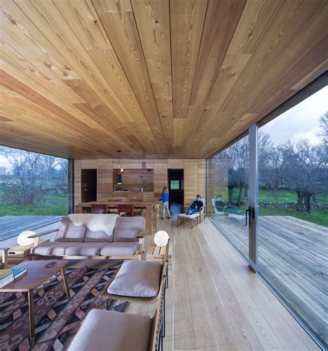 open cabin design  cozy wood interiors