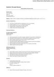 Certified Respiratory Therapist Sle Resume by Respiratory Therapist Resume Exles Resume Exle And Free Resume Maker