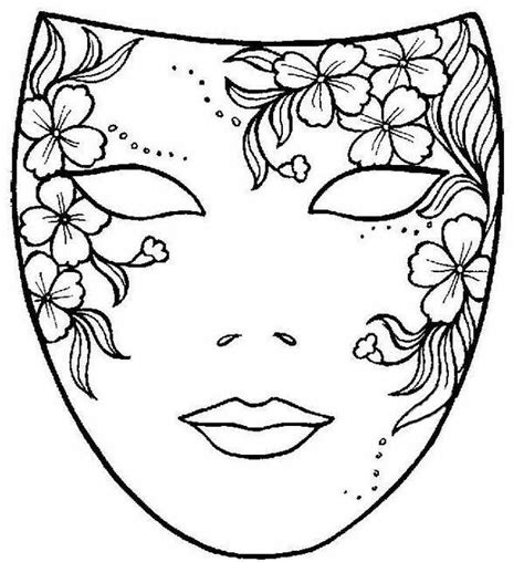 coloring pages for adults masks pin by sturm on rajz pinterest masking flower and