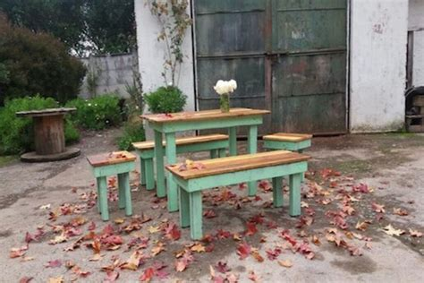 comedor de terraza juego de comedor de terraza de pallet terrazachic