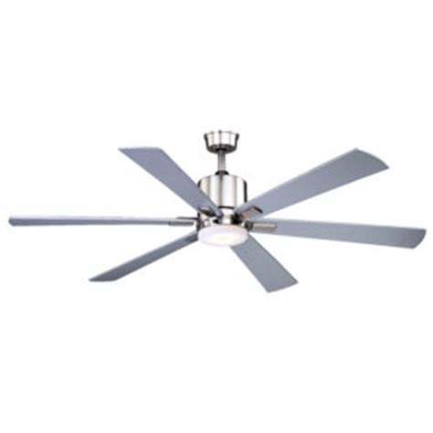 60 inch brushed nickel ceiling fan vaxcel wheelock brushed nickel 60 inch led ceiling fan