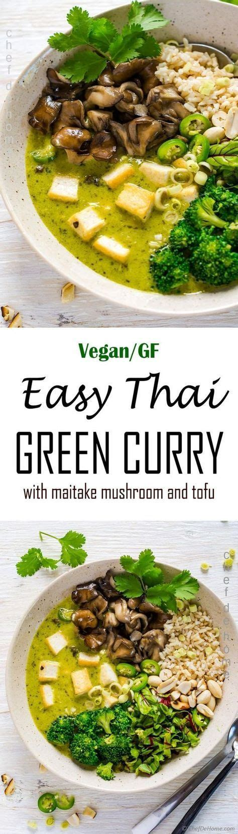 vegan thai green curry paste recipe best 25 thai green curry recipes ideas on