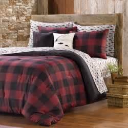 Down Duvet King Northcrest Buffalo Plaid Comforter Set Shopko
