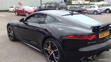 jaguar f type r black 2014