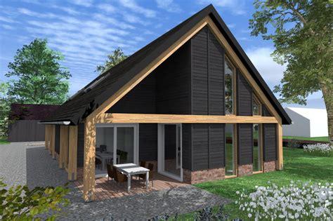 Modern Prefab Cabin schuurwoning halfweg next ontwerp schuurwoningnext