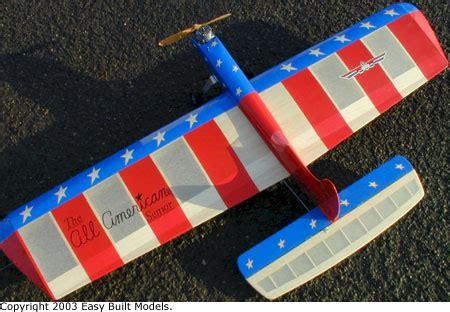 easy built models cl  hal debolt  american senior