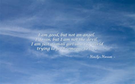 angel  devil quotes quotesgram