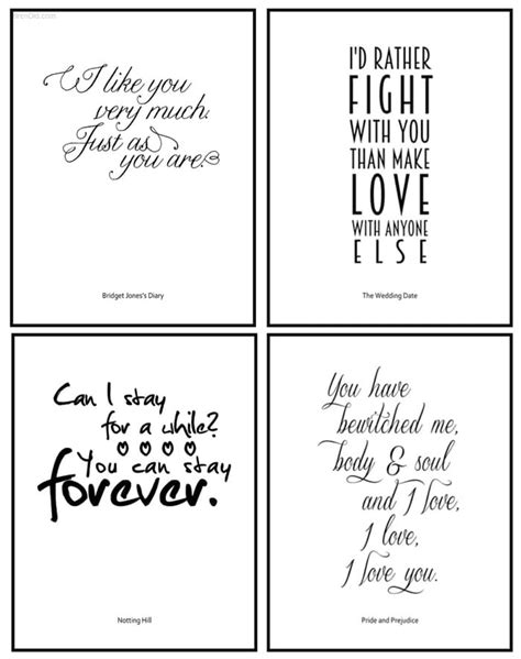 romantic movie quotes valentine printables bren did romantic movie quotes valentine printables bren did