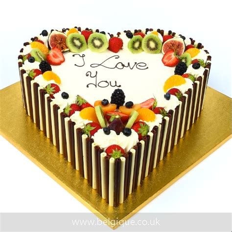 Fruit Cake Decoration by Eggless Cakes Eggless Fresh Fruit Gateau Ec004 From