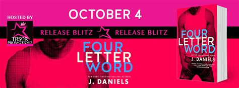 4 Letter Words Never releasing now four letter word by j the never