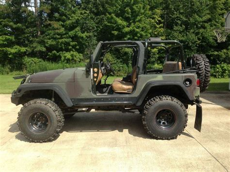 What Year Did 4 Door Jeep Wrangler Come Out Make Jeep Model Wrangler Year 1997 Exterior Color