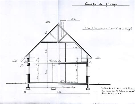 Plan De Coupe Maison 775 by Plan De Coupe Maison 1000 Images About Architecture And