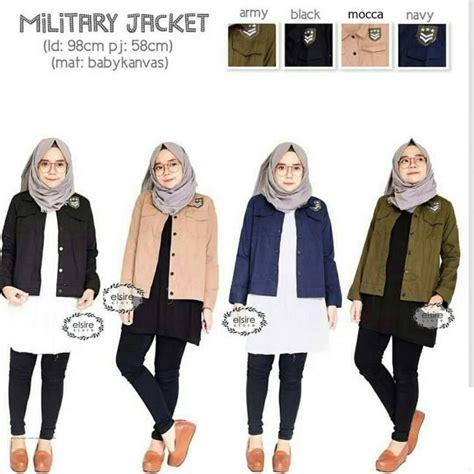 Pakaian Wanita Baju Wanita Jaket Wanita Murah Jaket Catty Benh baju murah jaket grosir baju muslim