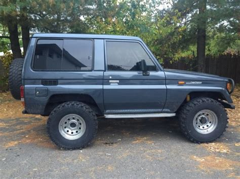 Toyota Land Cruiser 70 For Sale Usa Toyota Land Cruiser Lj70 For Sale Photos Technical