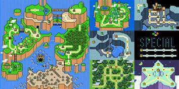 Super Mario World Maps by Pics Photos Super Mario World Map