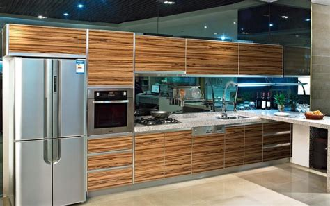 Wood Grain Kitchen Cabinets by China Favorites Compare Modular High Gloss Wood Grain