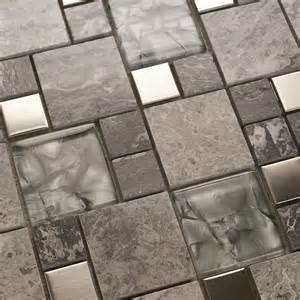 Metal Wall Tiles Kitchen Backsplash Metal Mosaic Tile Mirror Kitchen Backsplash Metal Crystal