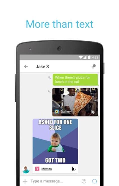 kik for android تحميل برنامج كيك kik messenger للاندرويد والايفون والايباد