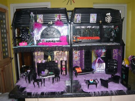 monster high themed bedroom 17 best images about monster high mansion on pinterest