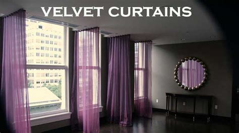 How To Clean Velvet Curtains Linens N Curtains