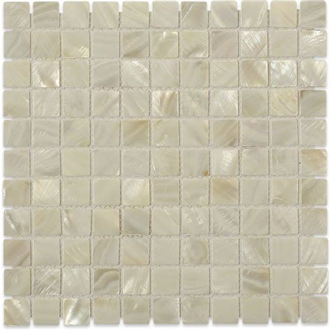 of pearl tile of pearl oyster white glass tile tilebar