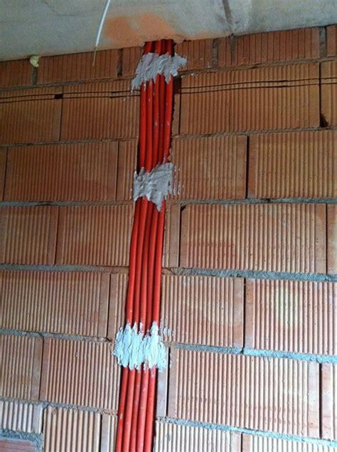 Kabel Durch Decke by Elektroinstallation 7 Verkabelung Hausbau Ein Baublog