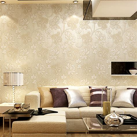 wallpaper in home decor wallpaper for living room modern peenmedia com