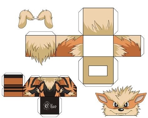 arcanine by danielcheo on deviantart
