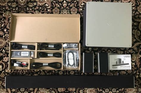 vizio home theater sound system  dolby atmos review