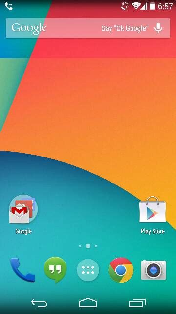 android kitkat 4 4 android 4 4 kitkat screenshots from nexus 5 posted new features detailed