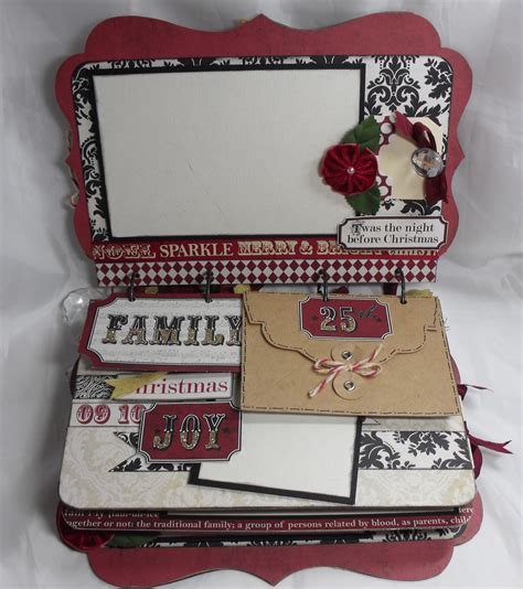 Handcrafted Photo Albums - crafting with class handmade album