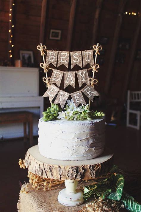 25  best ideas about Burlap Cake on Pinterest   Burlap