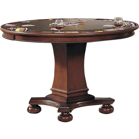 convertible poker dining table convertible poker dining table bellagio by sunset