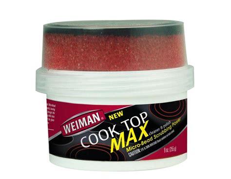 Weiman Ceramic Cooktop Cleaner weiman cook top max glass ceramic cooktop cleaner 9oz ebay