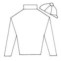 jockey silks template design your own jockeys silks special events
