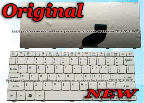 Keyboard Laptop Acer Aspire One 532 532h Ao532h Ao521 Ao522 Ao533 D255 1 netbook acer aspire one promotion shop for promotional netbook acer aspire one on aliexpress