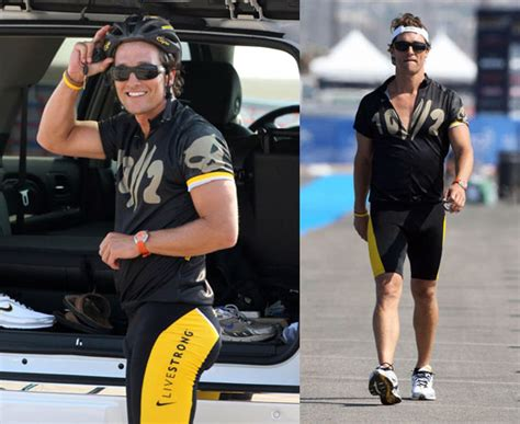 Matthew Mcconaughey Wears A Shirt While Working Outbig Bummer by Photos Of Matthew Mcconaughey Wearing Spandex And