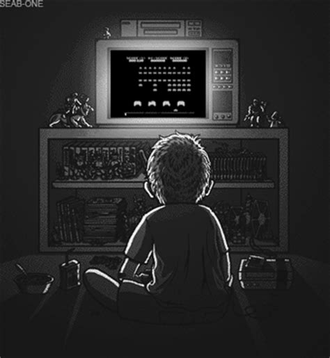 imagenes tumblr videojuegos space invaders juegos gif find share on giphy