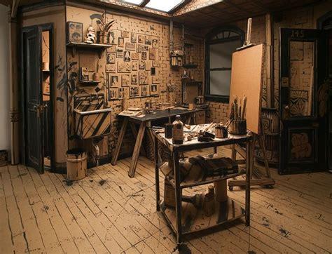 tom burckhardt   full scale artists studio