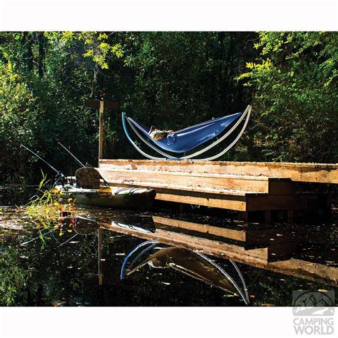 boonedox drifter collapsible hammock stand jericho palm