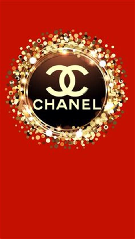 Wallpaper Chanel Gold | 1000 ideas about chanel background on pinterest tumblr