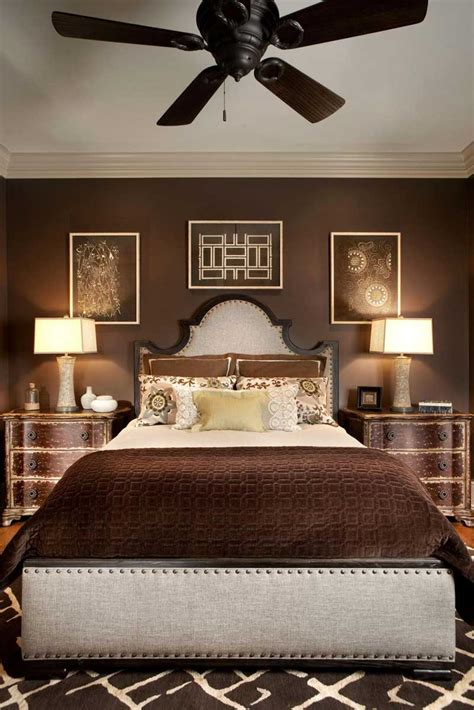 dark brown bedroom walls 50 beautiful bedroom decorating ideas homeluf com