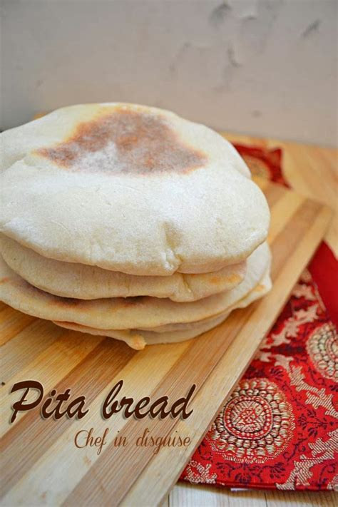 Pita Handmade - pita bread recipe how to make pita pockets